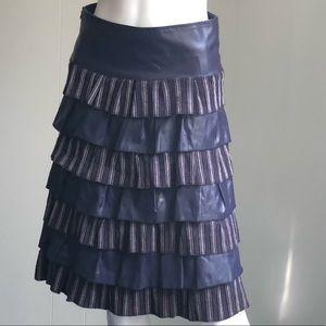 Dresses & Skirts - Vegan Leather Skirt • S